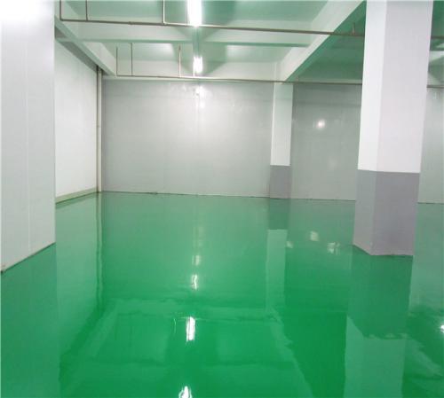 工業廠房車間環氧地坪漆一般厚度是多少