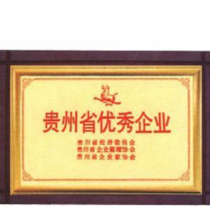 貴州省優秀企業