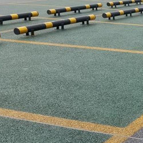 貴陽停車場透水地坪