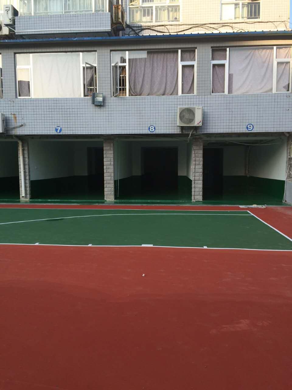 貴陽丙烯酸籃球場