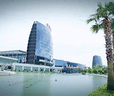 贵阳西南商贸城——桥架案例