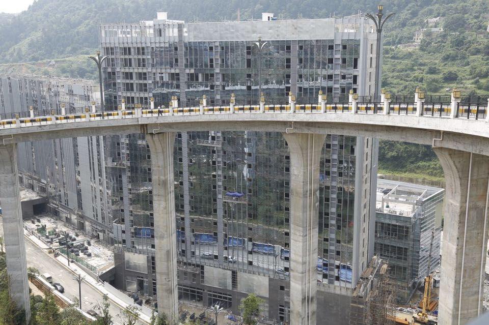 貴陽橋架安裝