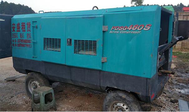PDSG460S柴油移动式压缩机