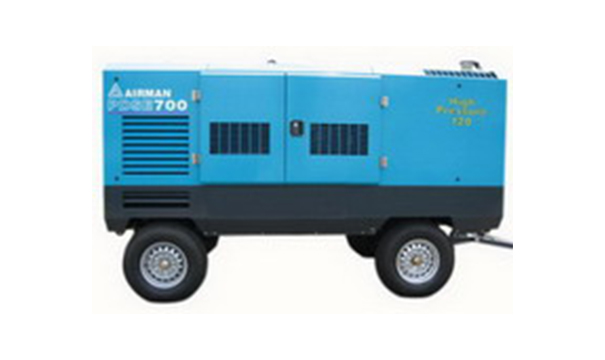 PDSE700S柴油移动式压缩机