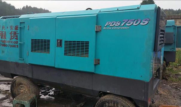 PDS750S柴油移动式空压机