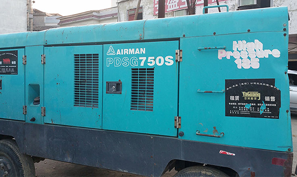 PDSG750S柴油移动式空压机