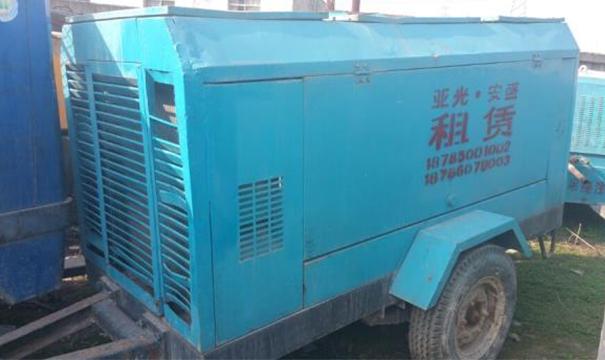 PES460电动移动式空压机