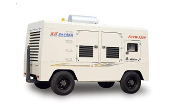静音拖车型发电机