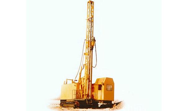 风压潜孔大型钻机