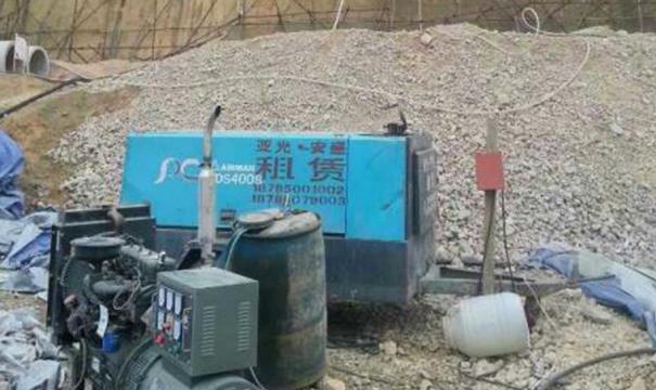 玉屏工业园区边坡支护工程