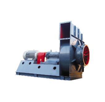 Y9-35型锅炉离心引风机