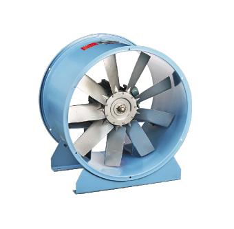 ZDY动叶可调轴流通风机