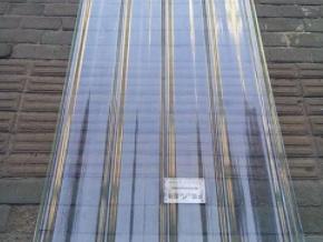 FRP透明角浪板