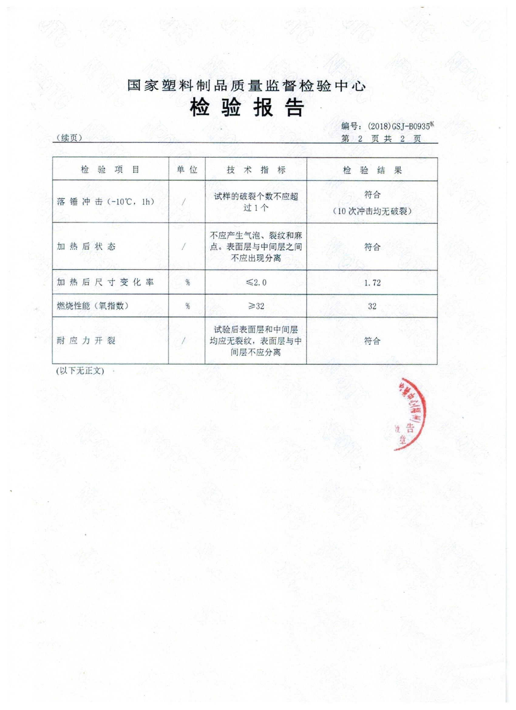 检验报告2