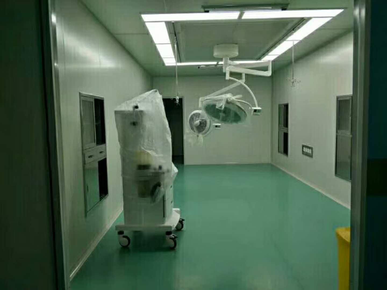 林成智造工程案例-手术室净化工程