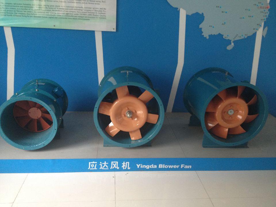 工程风机(HL3 HTF GXF