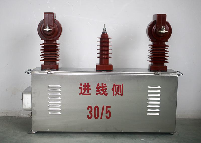 JLSZW-10倒立式两元件干式计量箱