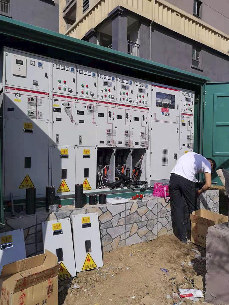 贵州SRM-12高压充气柜