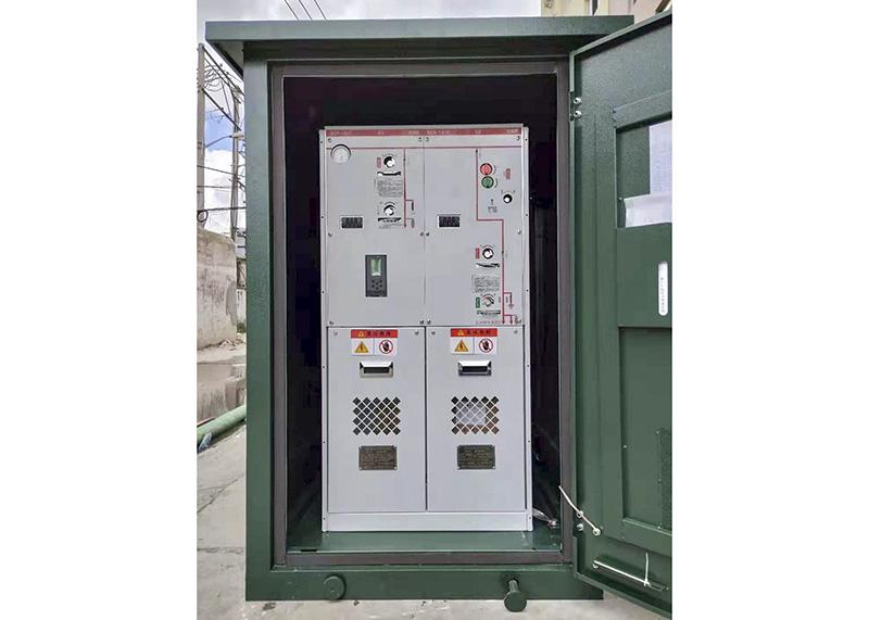 SCR-12全绝缘全封闭充气柜