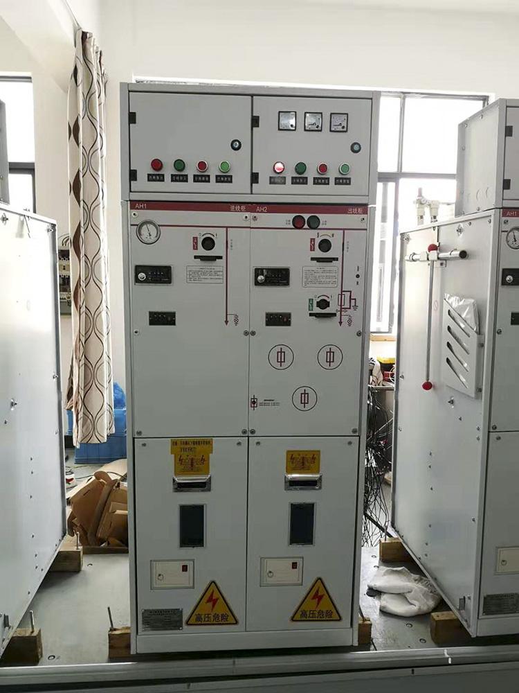 SRM-12型充气式开关柜