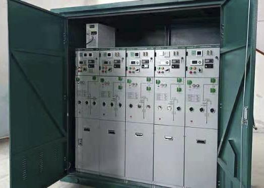 HGXGN-12固体绝缘环网柜