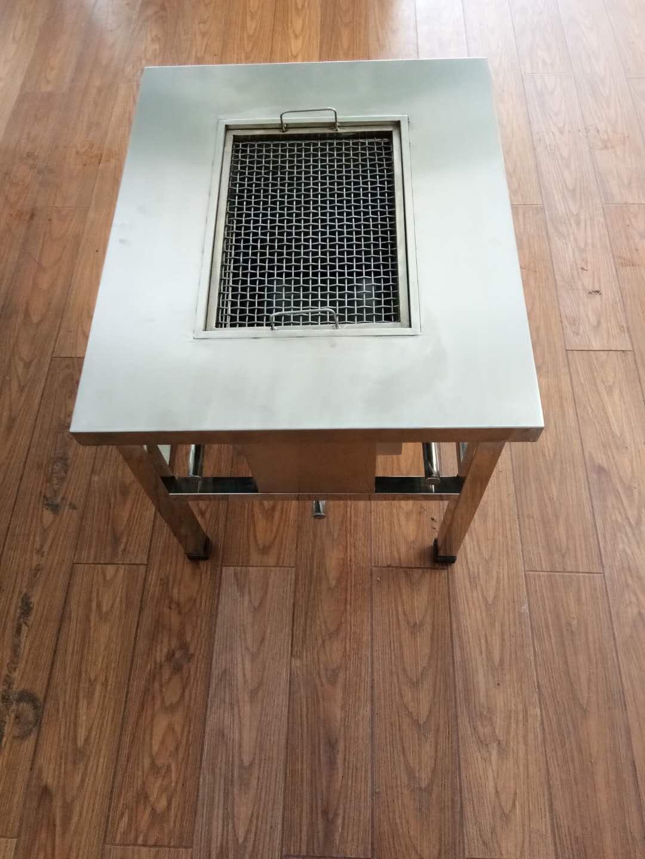 大多数无烟烧烤桌选用不锈钢材料是为什么呢