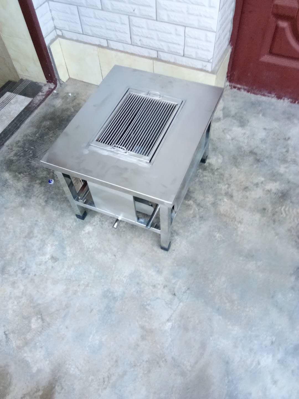 小型烧烤桌图