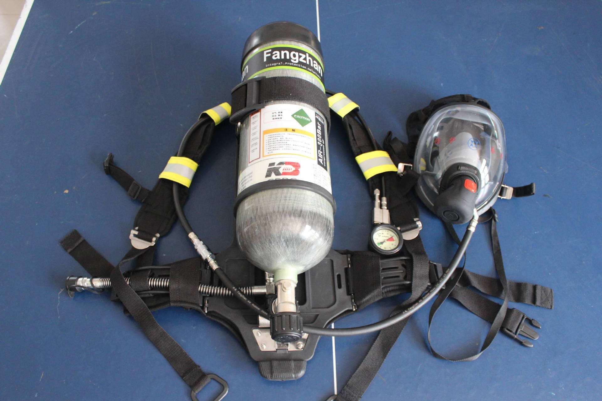 貴陽正壓式空氣呼吸器