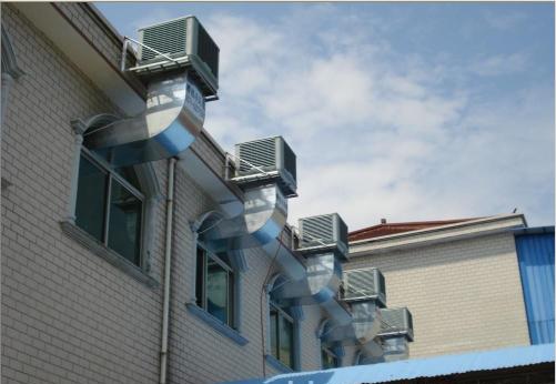 不锈钢共板法兰风管主要用途包括哪些方面