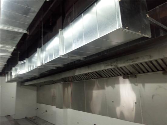 襄阳通风工程中管道安装要注意的7个方面