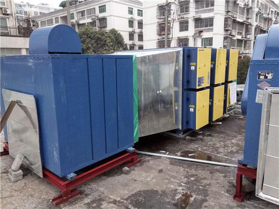 襄阳通风管道具备的防腐保温性