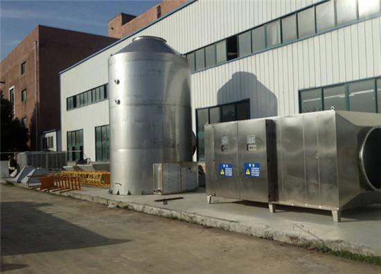 宜城工业净化工程案例1