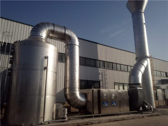 枣阳工业净化工程案例2