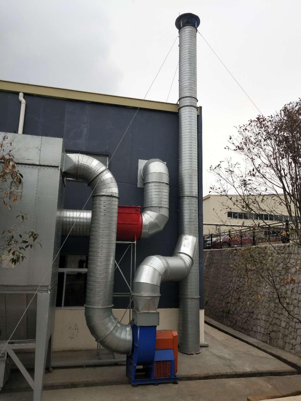 襄阳通风工程安装