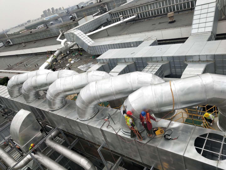 襄阳工业废气净化设备