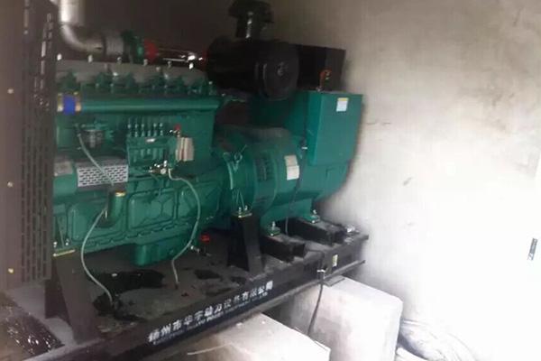 發電機出售——貴州柴油發電機安裝
