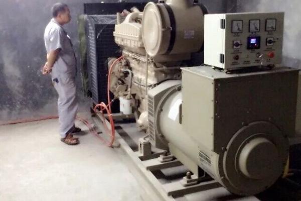 發電機出售案例——貴陽柴油發電機組
