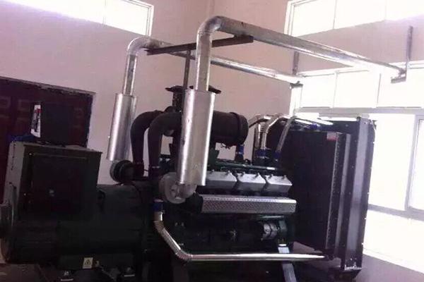 貴陽發電機組安裝