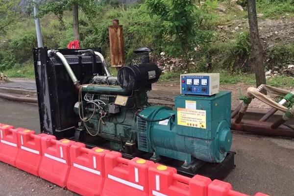 贵州发电机出租