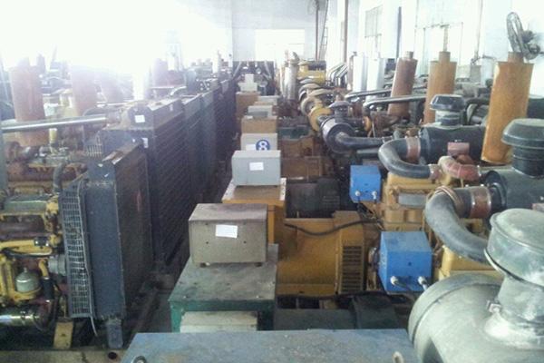 貴陽柴油發電機組