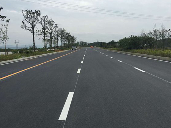 沥青道路标线
