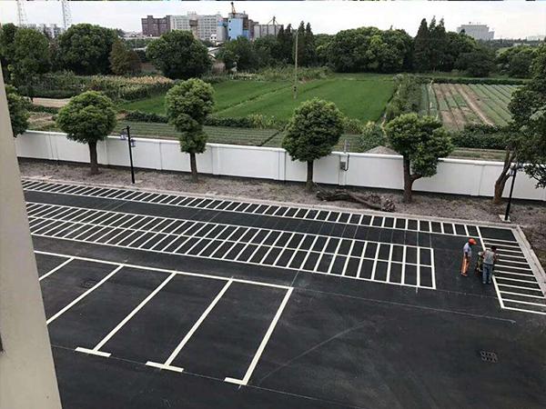 广元沥青路面标线厂家