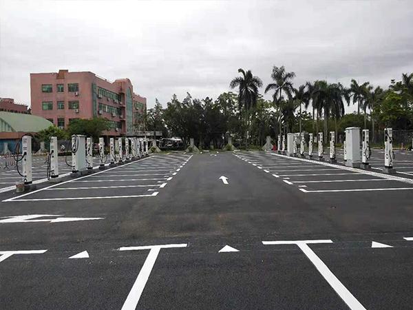 广元沥青路面标线设计