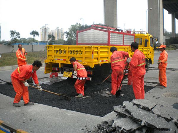 广元沥青路面修复