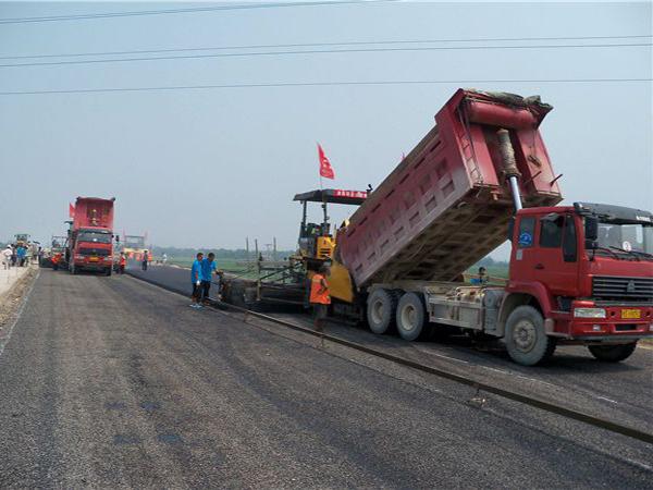 公路沥青砼路面离析研究