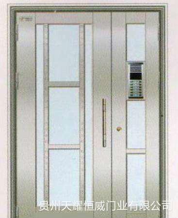 六盘水电子防盗门