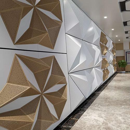 铝单板幕墙工程案例