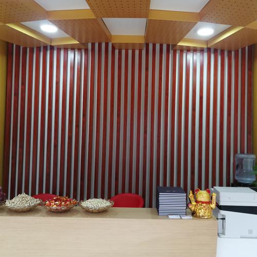 昆明铝单板--青联恒达门店展示2