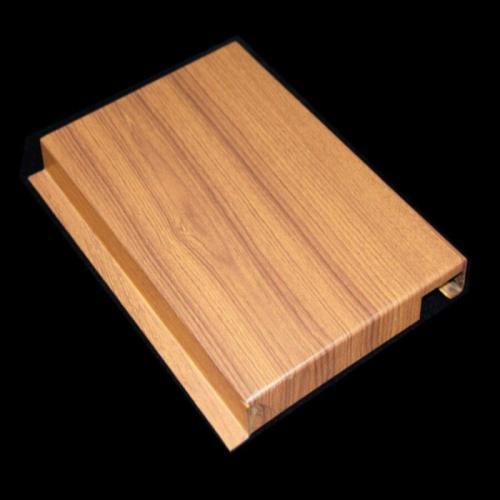 丽江木纹铝单板
