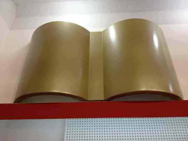 云南双曲铝单板